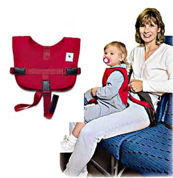 Baby Air 90201 Baby B\'Air Infant Flight Travel Vest On-the-Go