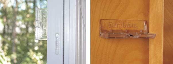 Sliding Door Security Locks 8702 sliding door and window lock, 2 pk., childproofing-door