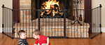 Kidco Auto Close HearthGate Fireplace Safety Gate