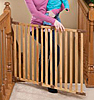 Kidco Angle Mount Wood Safeway Baby Gate