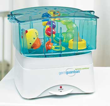 Germ Guardian Nursery Sanitizer Reg 4995 Now 4495