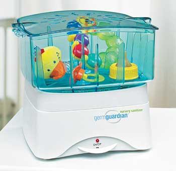 Germ Guardian Nursery Sanitizer   Reg. $49.95 Now $44.95
