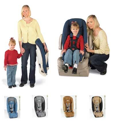Radian 65 Folding Car Seat