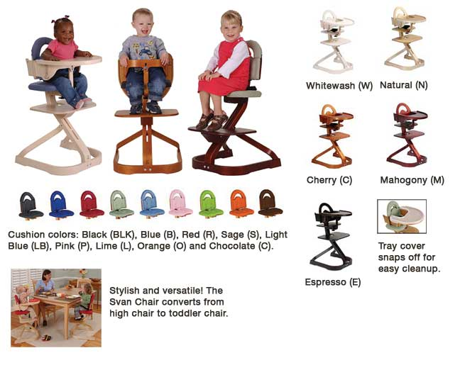 Superior Svan High Chair