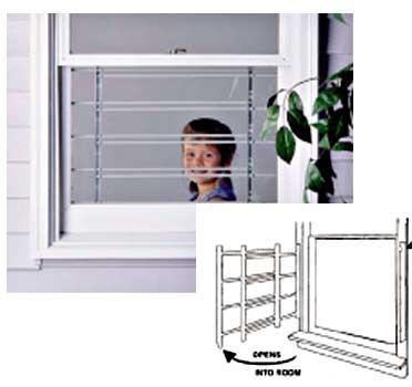 """Window Guard  24""""-42"""""""
