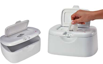 Wipes Warmer Dual Deluxe    Was $24.95 Now $18.95