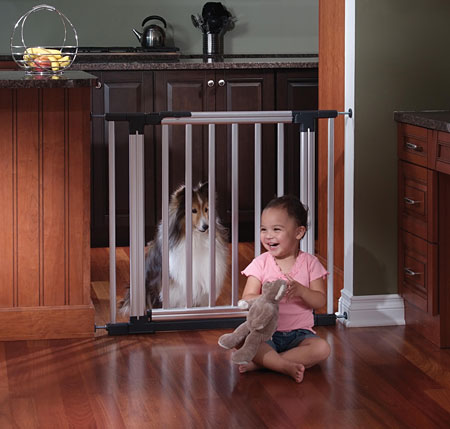 "Kidco Metro Gateway Child Safety Gate - 29""-37"" Extensions available"