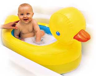 Safety Duck Tub